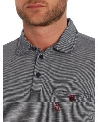 Original Penguin | Blue Landy Polo Short Sleeve Polo Shirt for Men | Lyst