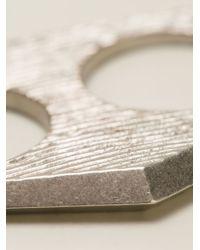 Kelly Wearstler - Metallic 'ionic' Ring - Lyst
