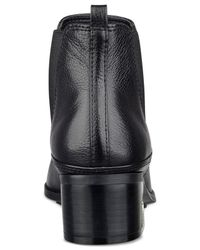 Marc Fisher | Black Danton Ankle Booties | Lyst