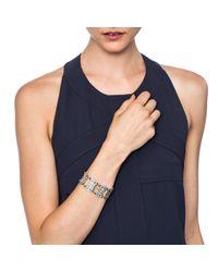 Lulu Frost - Metallic Larkspur Multi Bracelet - Lyst