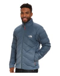 The North Face | Blue Fuseform™ Dot Matrix Down Jacket for Men | Lyst