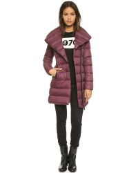 Mackage - Purple Yara Lightweight Down Jacket - Lyst