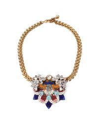 Lulu Frost - Metallic 50 Year Necklace #1 - Lyst