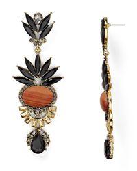 Samantha Wills - Black Sunset Street Earrings - Lyst