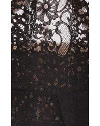 Elie Saab | Black Lace Halter Dress | Lyst