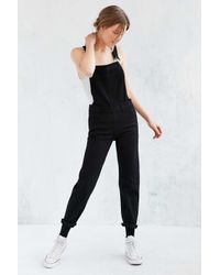 Cheap Monday - Black Slim Fit Overall - Lyst
