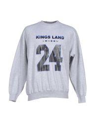 Casely-Hayford - Gray Sweatshirt for Men - Lyst