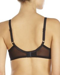 Wacoal | Black Simply Sultry Underwire Bra | Lyst