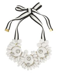 Marni | White Adjustable Necklace | Lyst