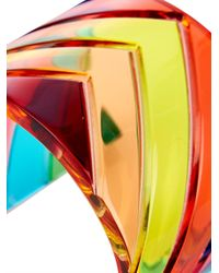 Valentino | Red 1973 Rainbow Plexi Cuff | Lyst