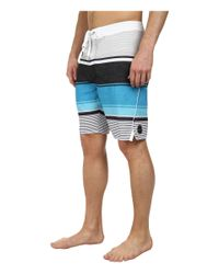 Rip Curl - Blue Mirage Aggrotime Boardshorts for Men - Lyst