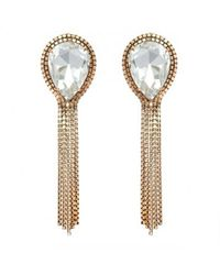 Nicole Romano | Metallic Boreal Drop Earrings | Lyst