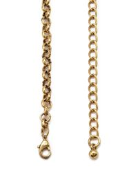 Forever 21 | Metallic Etched Coin Medallion Necklace | Lyst