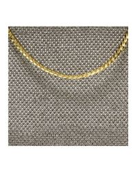 Vince Camuto | Metallic Luv Minaudiere Clutch Bag | Lyst
