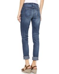 Current/Elliott | Blue The Traveler Jeans - Atwater | Lyst