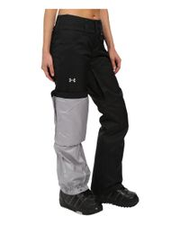 Under Armour | Black Ua Cgi Quean Pant | Lyst