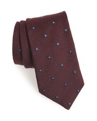 Todd Snyder | Purple Wool & Silk Tie for Men | Lyst