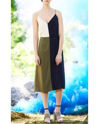 Tanya Taylor - Blue Navy Poppy Dress - Lyst