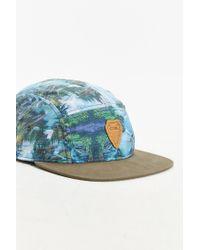 Coal - Blue The Cascade 5-panel Hat for Men - Lyst