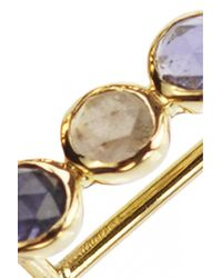 Perle De Lune Chez Carré Y. | Metallic Mozaik Earcuff | Lyst