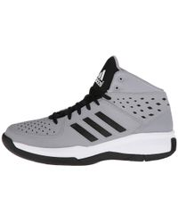 Adidas Black Court Fury for men