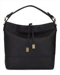 Jaeger - Black Foster Hobo Bag - Lyst