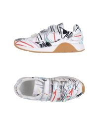 Dior Homme - White Low-tops & Trainers for Men - Lyst