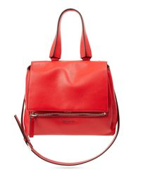 Givenchy | Red Pandora Pure Small Shoulder Bag | Lyst