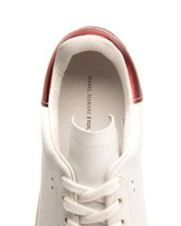 Isabel Marant | White Étoile Bart Leather Trainers | Lyst