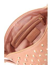 Liu Jo | Brown 'capricorno' Flat Clutch Bag | Lyst
