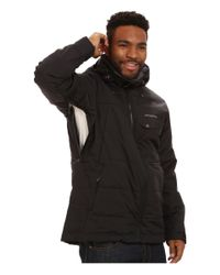 Patagonia | Black Rubicon Jacket for Men | Lyst