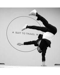Paul Smith - Slim-fit Black Wool Suit for Men - Lyst
