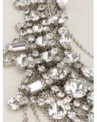 Tom Binns - Metallic Layered Necklace - Lyst