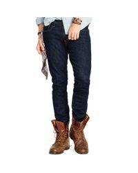 Denim & Supply Ralph Lauren - Blue Hale Slim-fit Jean for Men - Lyst
