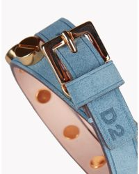 DSquared² | Blue Armlet | Lyst