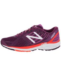 New Balance | Purple W1260v5 | Lyst