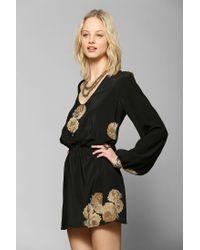 Stone Cold Fox - Multicolor Outlaw Silk Dress - Lyst
