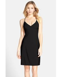 Only Hearts | Black 'second Skins' Convertible Slip | Lyst