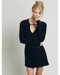 Free People | Black Intimately Womens Madly Deeply Top | Lyst