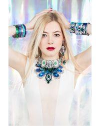 Bijoux De Famille | Blue Neptune Small Cuff | Lyst