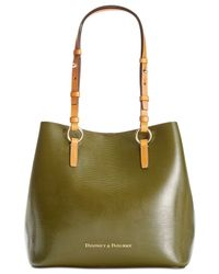 Dooney & Bourke | Green Briana Tote | Lyst