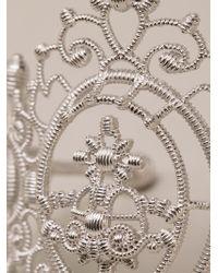 Vivienne Westwood | Metallic 'isolde' Bracelet | Lyst