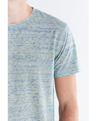 BDG - Blue Galaxy Standard-fit Crew Neck Tee for Men - Lyst