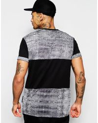 Criminal Damage - Black Vega T-shirt for Men - Lyst