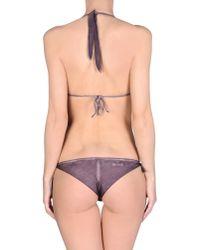 Agogoa - Purple Bikini - Lyst