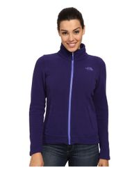 The North Face - Purple Khumbu Jacket - Lyst