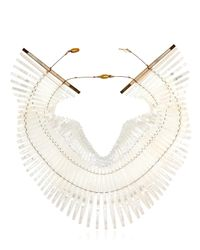 Sarah Angold Studio | White Capitra Necklace | Lyst
