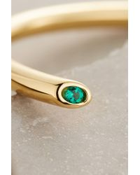 Elizabeth and James - Blue Obi Bangle - Lyst