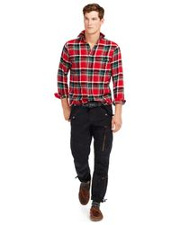 Polo Ralph Lauren | Black Military Cargo Pant for Men | Lyst