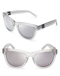 Westward Leaning - Gray Mercury Seven Mirrored Wayfarer Sunglasses - Lyst